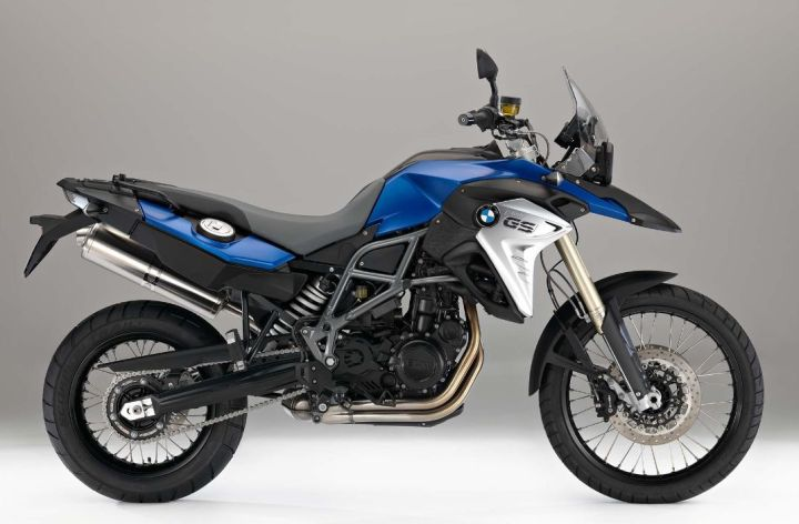 EICMA: Minor changes for BMW F700 GS, F800 GS