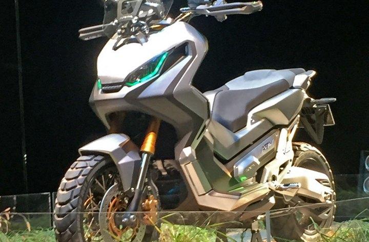 EICMA: Honda – new City Adventure concept