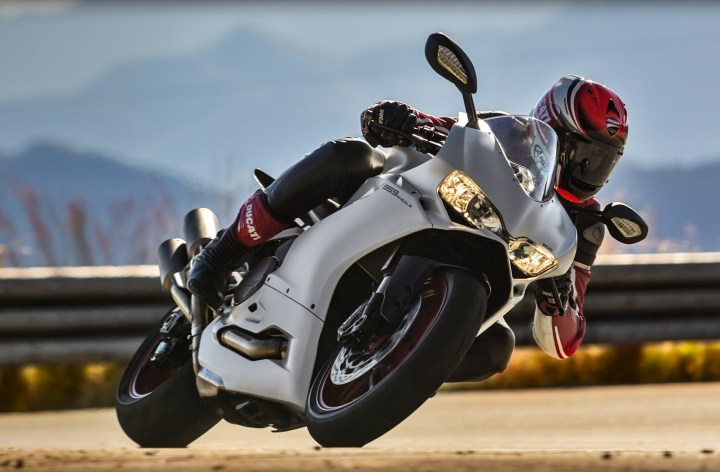 EICMA: And here's the new 959 Panigale video