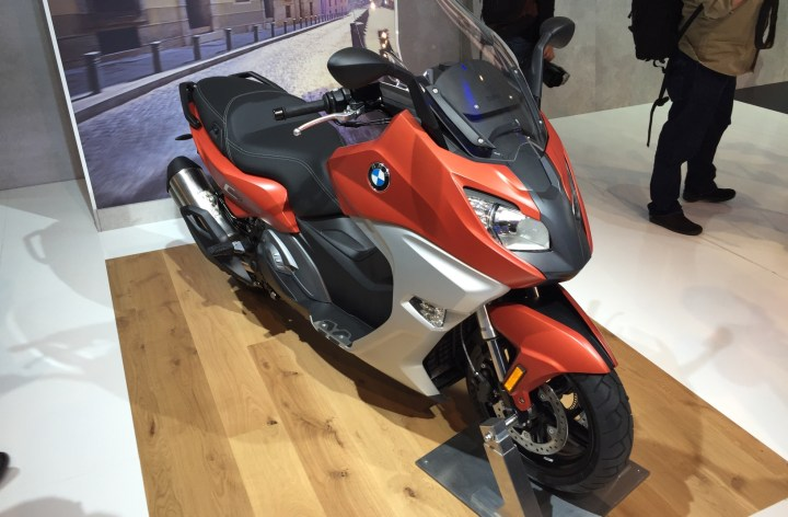 EICMA: BMW photos