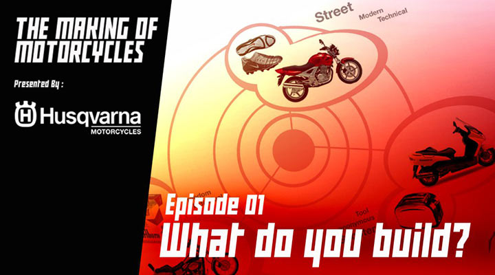 Episode 01 : GENESIS - Motorcycle Product Planning