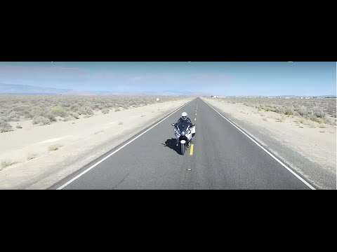 Motorcyclist breaks US cross-continental cannonball record