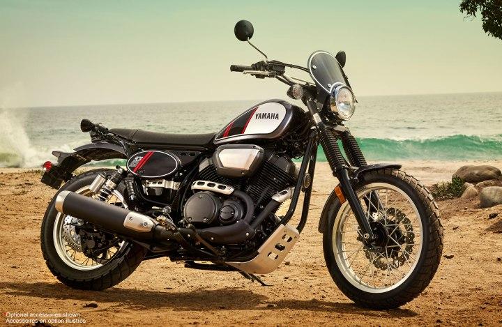 Yamaha introduces the 2017 SCR950
