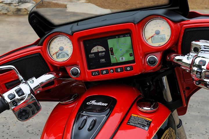 Indian debuts new infotainment system for 2017 lineup