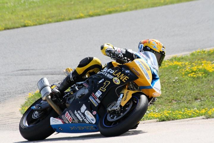 Jordan Szoke atop BMW Motorrad Race Trophy standings
