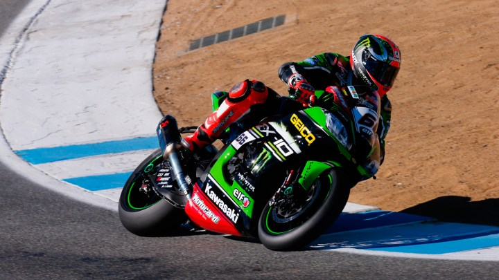 Race Report: World Superbike Laguna Seca