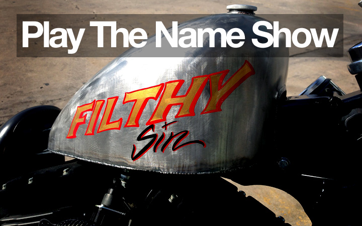 Names Named - Designating a Motorcycle