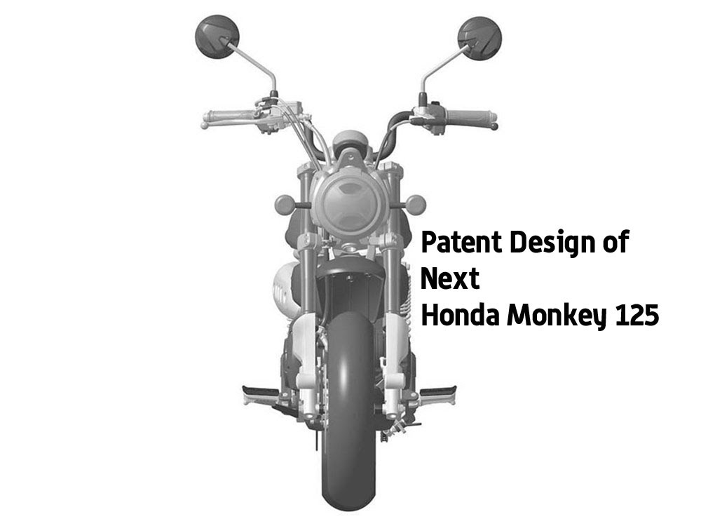 More Honda rumours: New monkey bike, Africa Twin upgrades