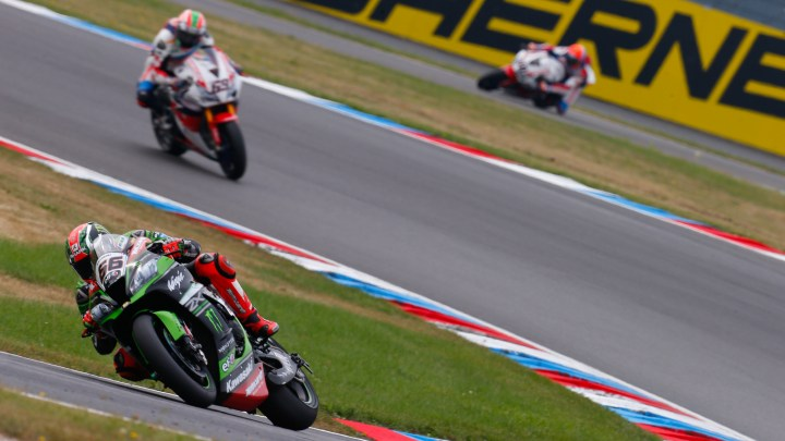 Race Report: Lausitzring, World Superbike