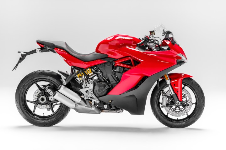 Availability, MSRP for Ducati SuperSport announced