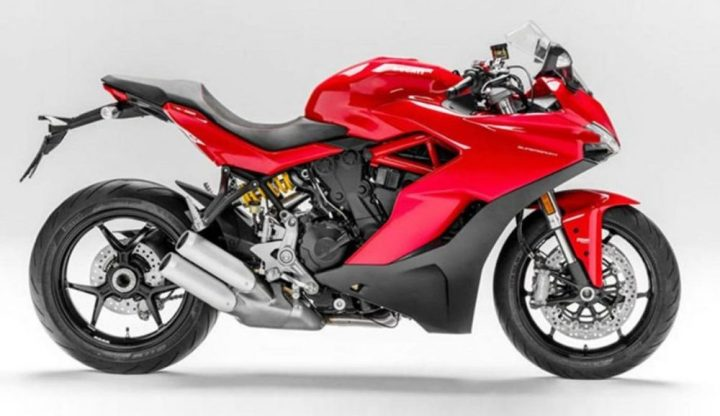 Spied! Photos of Ducati SuperSport leaked before Intermot