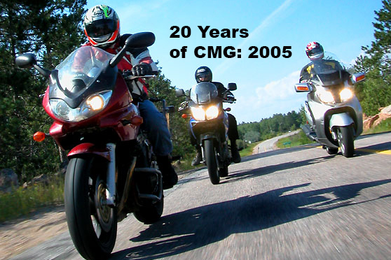 20 Years of CMG: The Blackfly Rally