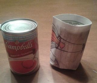 soup can gardening 1