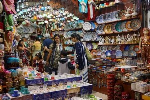 save money on travel spice market