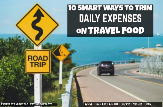 DAILY EXPENSES TRAVEL FOOD (1)