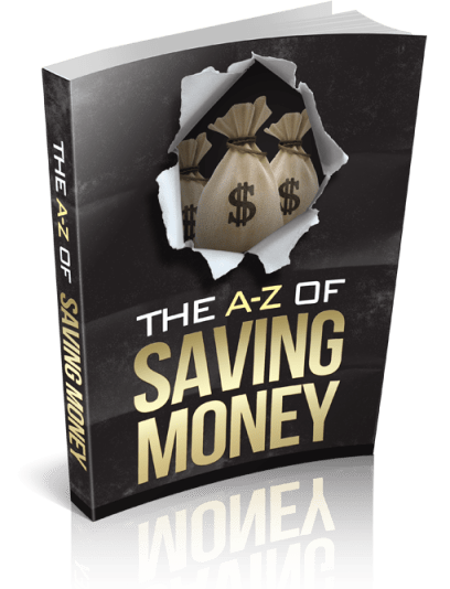 A-Z Saving money e-book