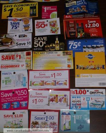 Coupons Found In March 2013