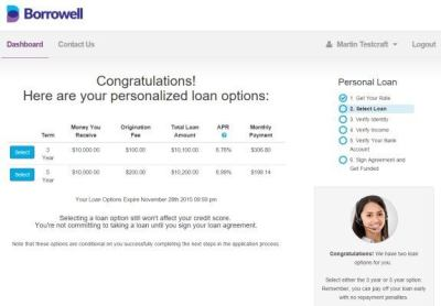 Borrowell Review: Online Low-Cost Debt Consolidation Loans