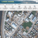 Geomatics Yukon GIS Data and Yukon Lands Viewer