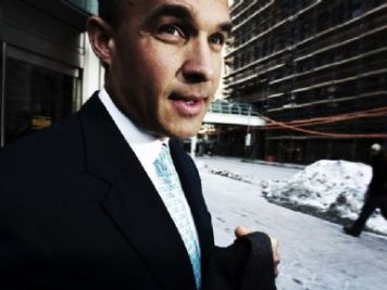 Jim Balsillie: Blackberry and golf course owner.