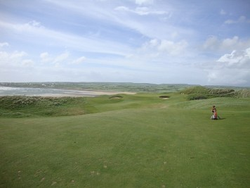 Lahinch: One of Ireland's best for good reason.