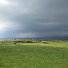The front nine at the Dooks Golf Club, one of the lesser-known Irish links.