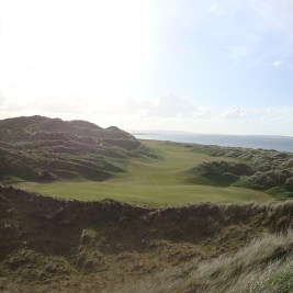 Enniscrone -- worthy of a spot in the World Top 100.