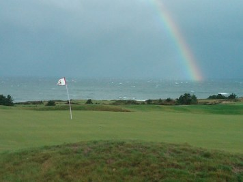Cabot Links -- there might just be a pot of gold at the end of this rainbow.