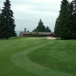 Vancouver Golf Club's terrific long two-shot closer.