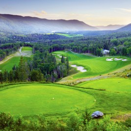 10th hole, Humber Valley Resort - The River Course