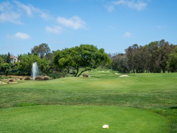 10th hole at Aviara Golf Club