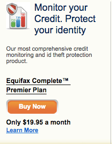 Free Credit Report Monitoring from Home Depot