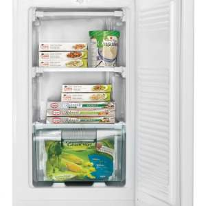 2.6 cu.ft upright freezer