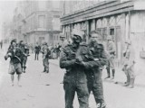 Wounded Prisoners of War s after Dieppe Raid [LCMSDS 19830136-001#12]