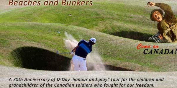 Beaches & Bunkers Tour: 7 – 16 June 2014