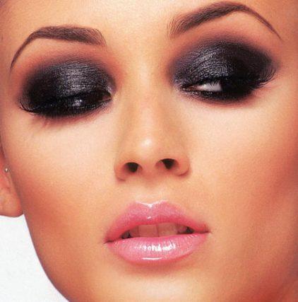 maquillaje de noche 12