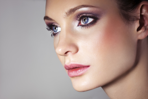 maquillaje de noche 8