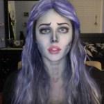 maquillaje de Emily