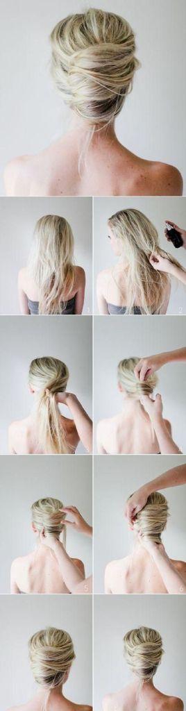 peinados faciles 102