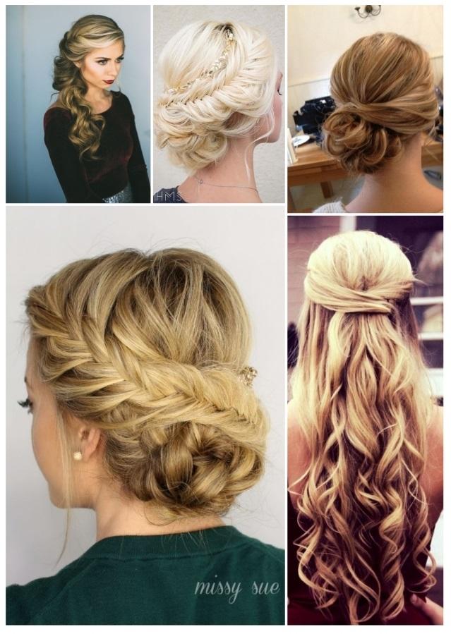 Peinados para fiestas images - Peinados de fiesta cabello largo ...