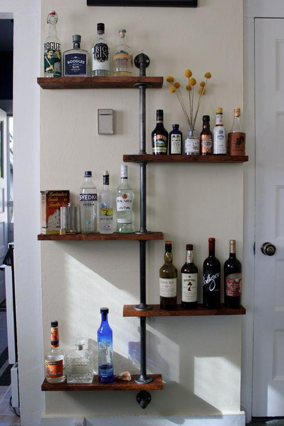 mini bar en casa 7