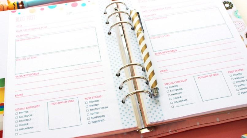 como organizar tu agenda
