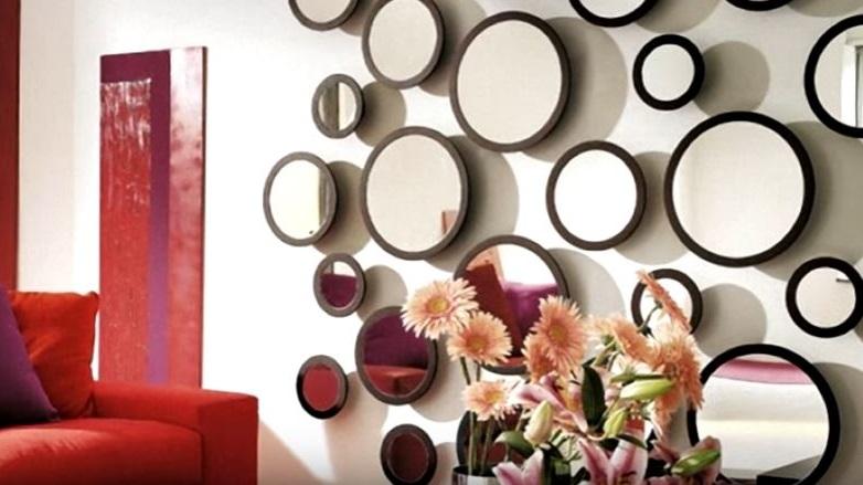 Decorar con espejos 40 preciosas ideas para tu hogar for Espejos grandes de pared ikea