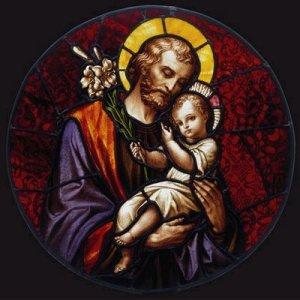 Sancte Ioseph, ora pro nobis.