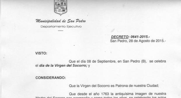 Decreto 0641 -2015. Día no Laborable 001 (1)