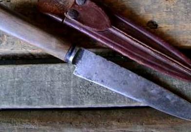Un joven con un cuchillo causó temor en la Escuela Nº 3