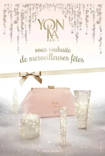 YON-KA(ヨンカ)「La vie en rose(Life in pink):ラ・ヴィ・アン・ローズ〜ローズ・ピンクなクリスマスをあなたに」