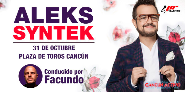 Eventos En Cancun - Cover
