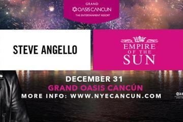 Empire Of The Sun En Cancun
