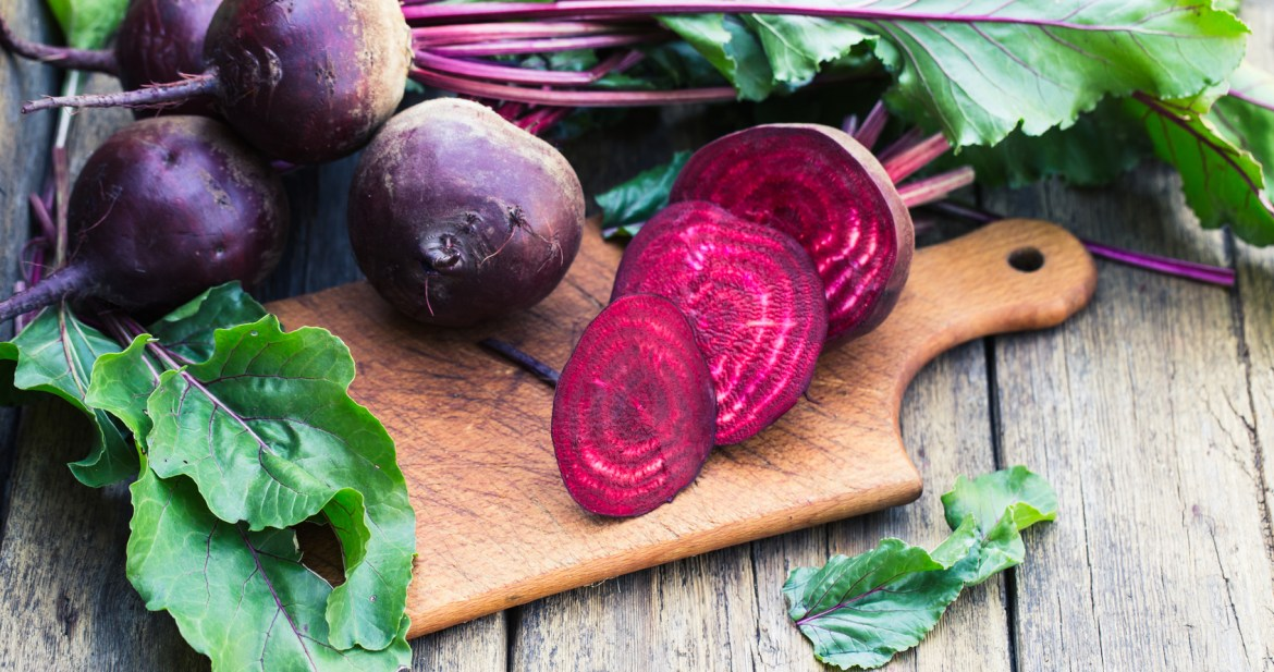 beets support liver function